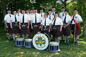 Cladmore Pipe Band
