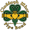 Claddagh Mhor Pipe Band