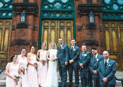 Wedding-front-step-photo