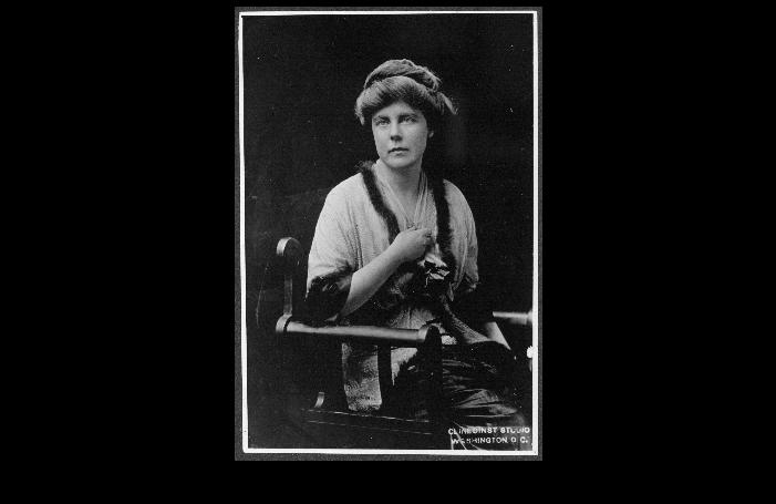 #19SuffrageStories – Number 1 – Lucy Burns